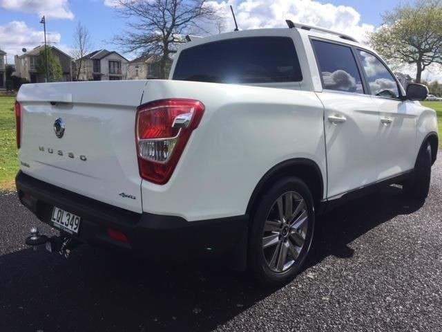 2019 SsangYong Actyon image 2