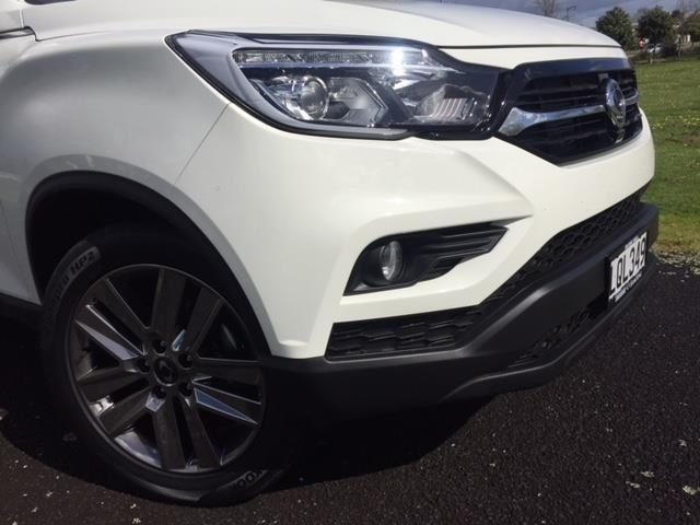 2019 SsangYong Actyon image 6
