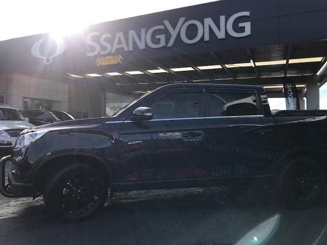 2019 SsangYong Rhino image 4