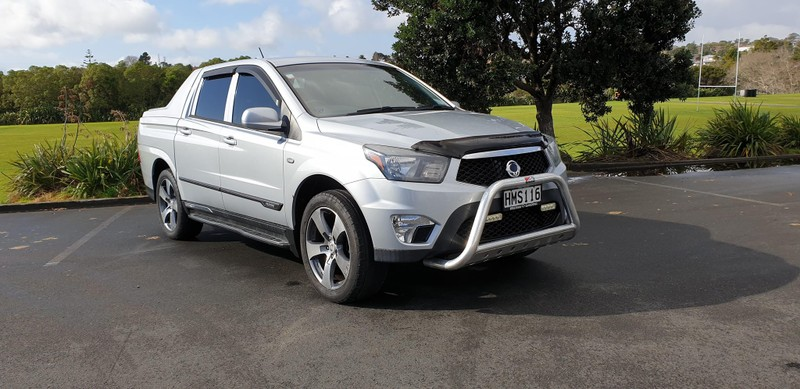 2014 SsangYong Actyon image 1