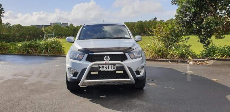 2014 SsangYong Actyon image 3