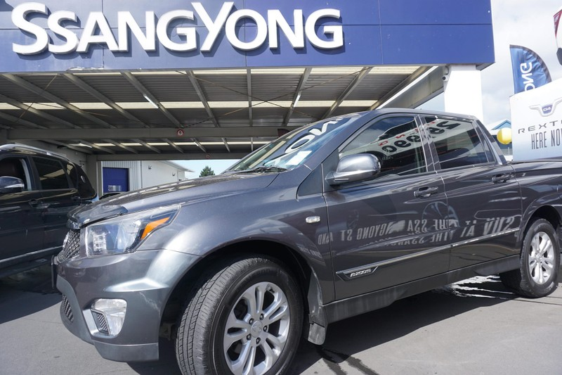 2014 SsangYong Actyon image 4