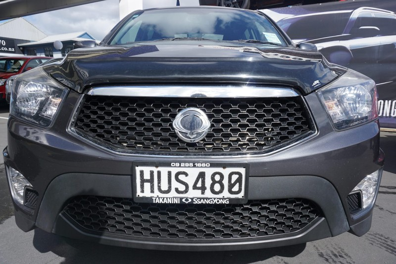 2014 SsangYong Actyon image 5