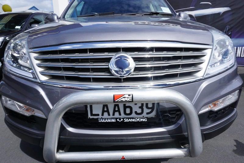2015 SsangYong Rexton image 7