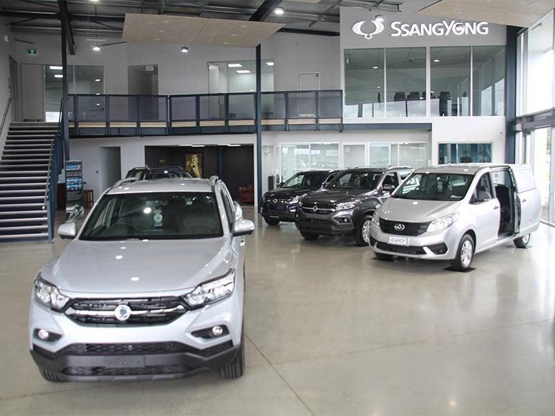 2017 SsangYong Korando image 16