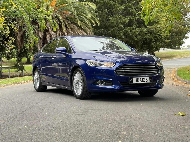2016 Ford Mondeo image 1