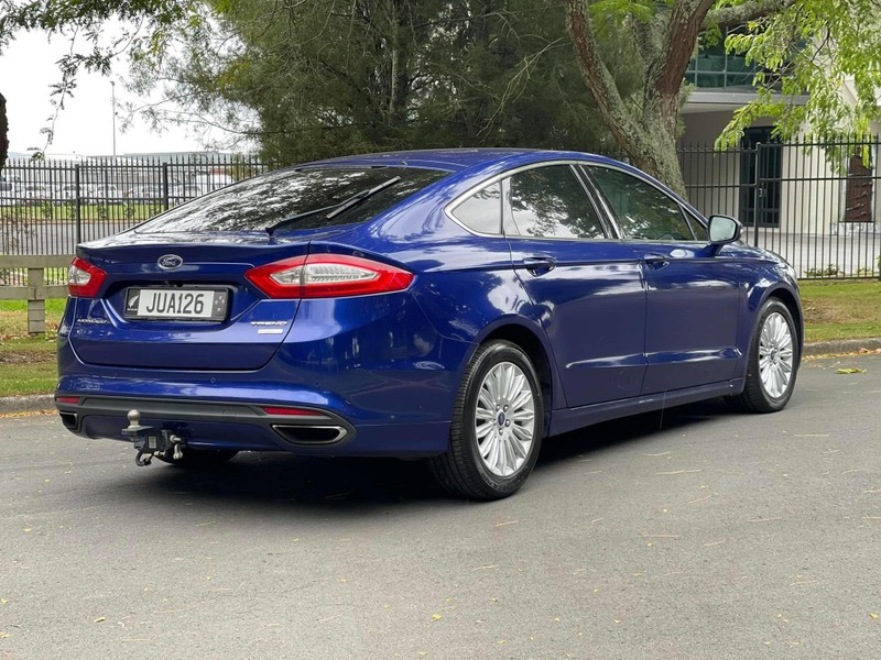 2016 Ford Mondeo image 5