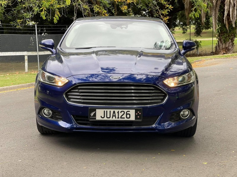 2016 Ford Mondeo image 10