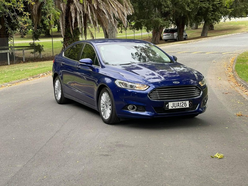 2016 Ford Mondeo image 2