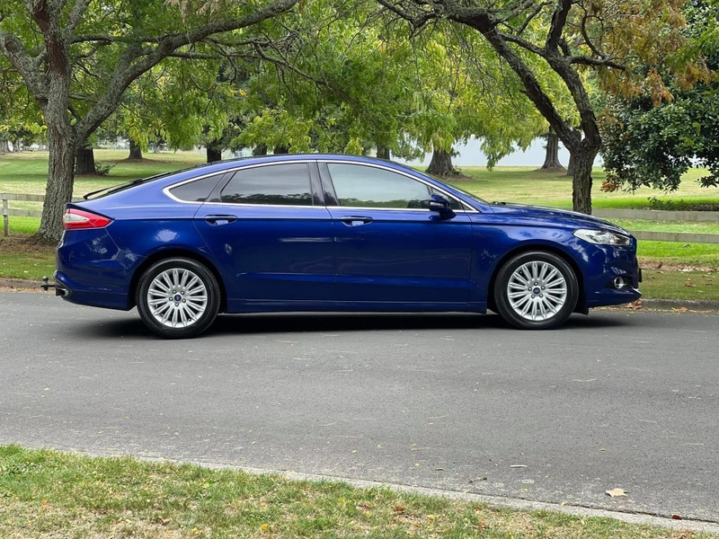 2016 Ford Mondeo image 4