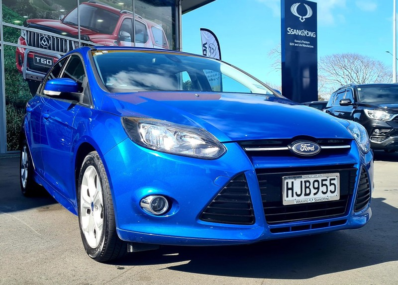 2014 Ford Focus image 1