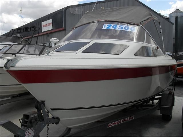 1993 sea nymph searider 565 22 for Outboard motors for sale nz