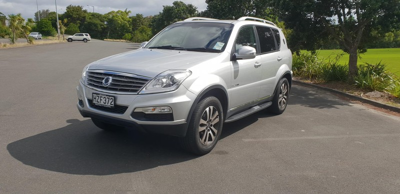 2015 SsangYong Rexton image 3