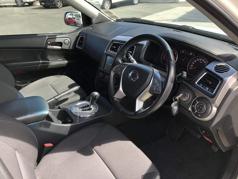 2016 SsangYong Actyon image 13