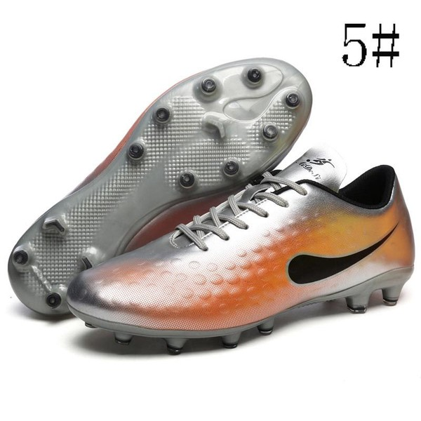 e8656a0c636 Men Women Soccer Shoes Indoor Football Shoes Sneakers Boys Girls Training  Boots