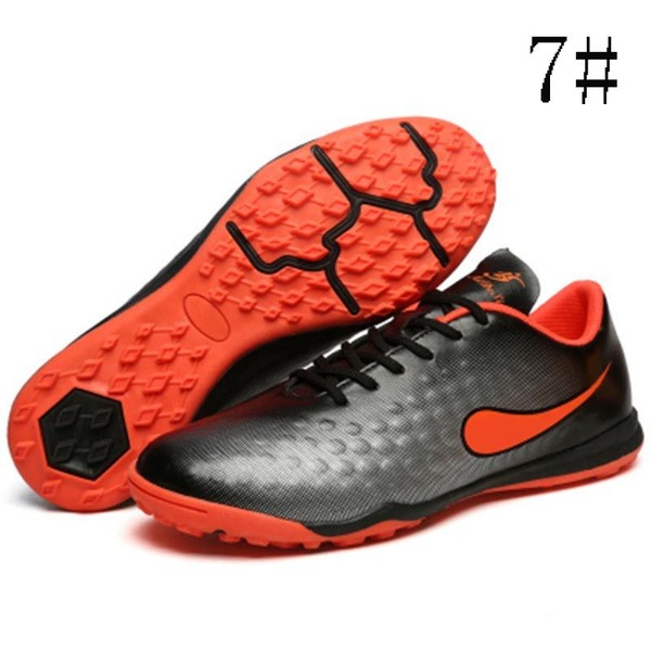 c462d6ac75f Men Women Soccer Shoes Indoor Football Shoes Sneakers Boys Girls Training  Boots