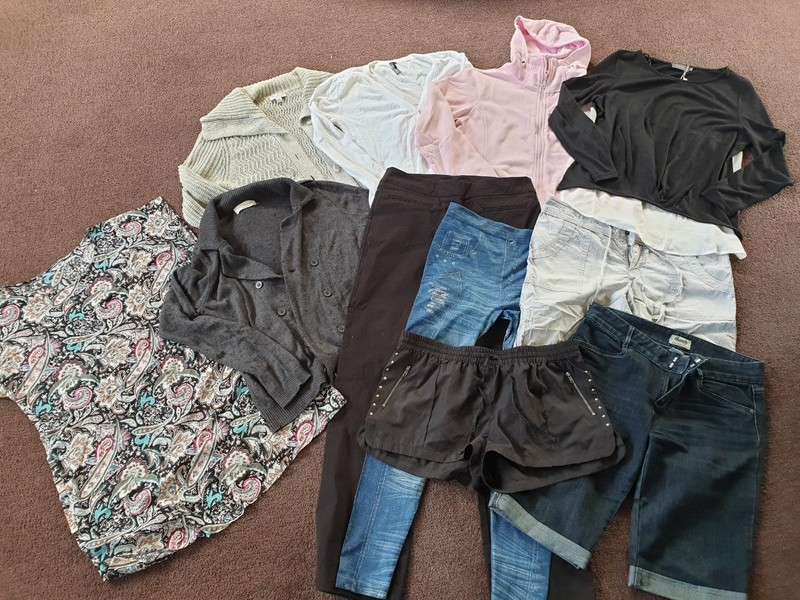 Mixed Items Womens Clothing Size 12 Bulk