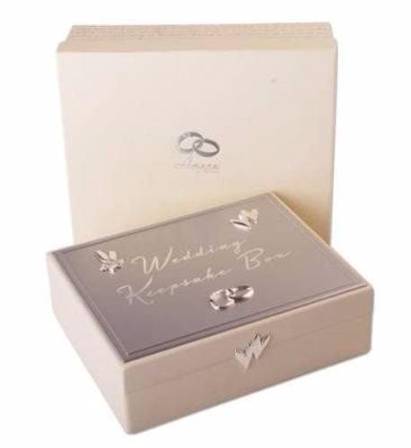 Gorgeous Amore Large Wedding Keepsake Box