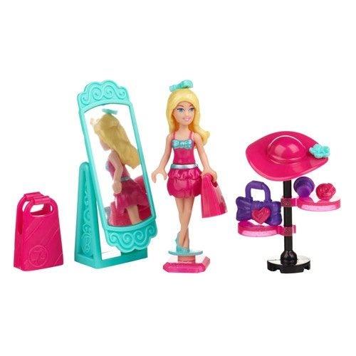 Mega Bloks Barbie - Shop 'n Style Barbie (80201)