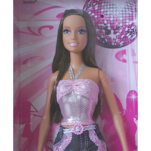 Bambole Fashion Barbie Disco High Quality And Inexpensive