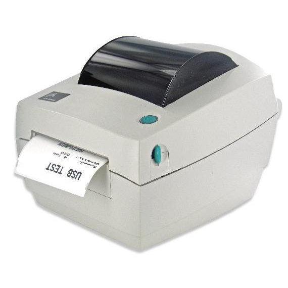 Zebra Thermal Label Printer TLP 2844-Z Ethernet Serial USB interface