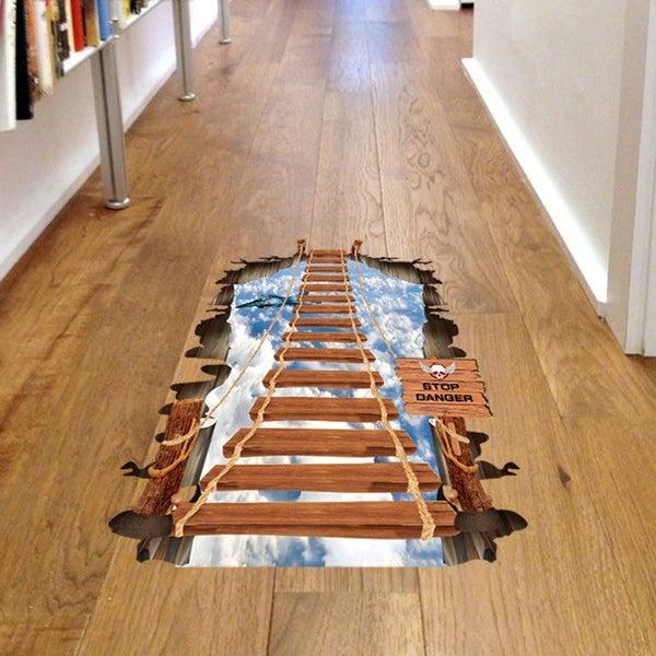 Floor Wallpaper Decal