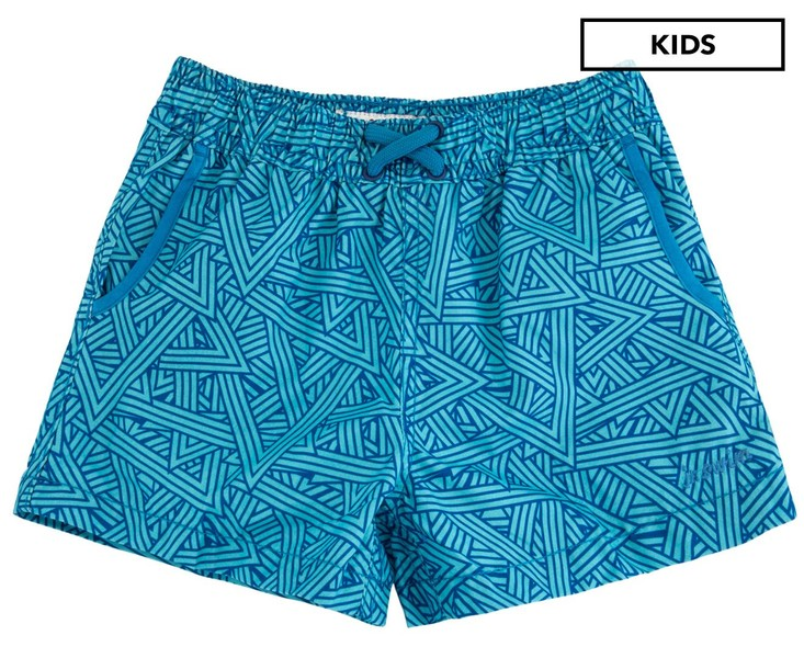 8fc9ac44f7 MR SWIM Jr. Swim Kid's Angled Boardshort Navy Board Shorts | Trade Me