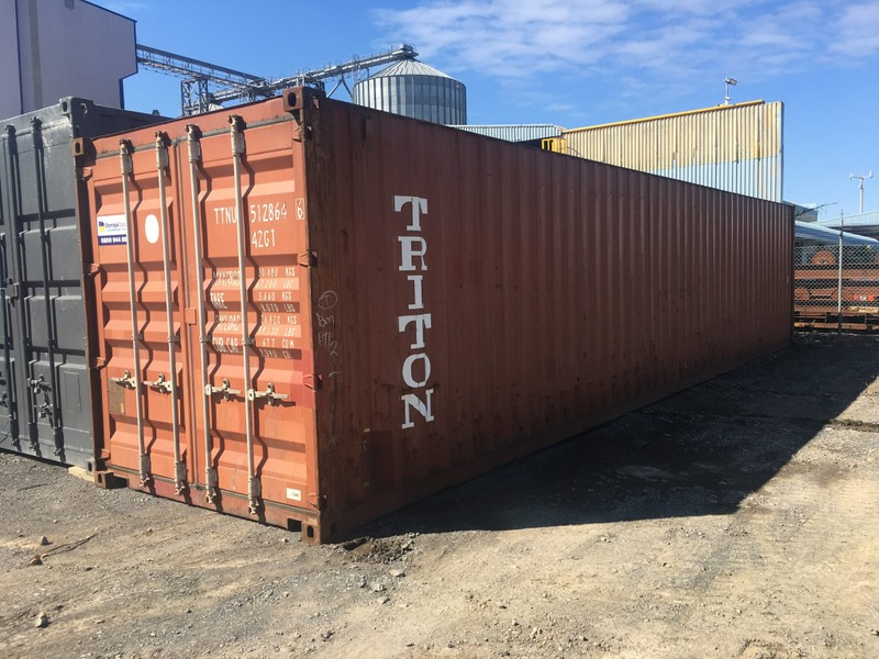 40 Shipping Container >> 40 Shipping Container Auckland