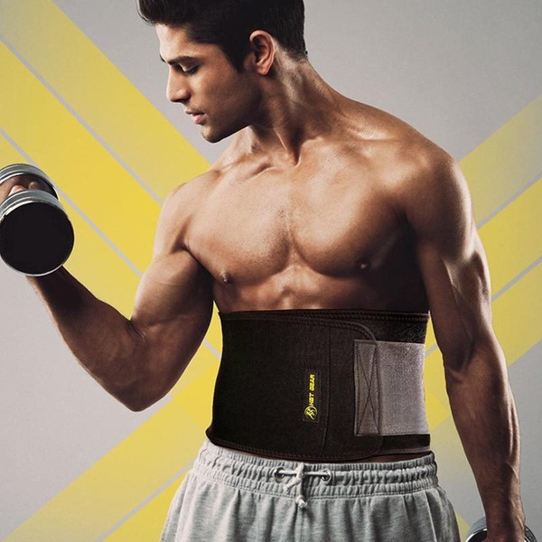 0f60bfc785 Men Waist Trainer Neoprene Body Shaper Waist Cincher Slimming Modeling  Shapewear