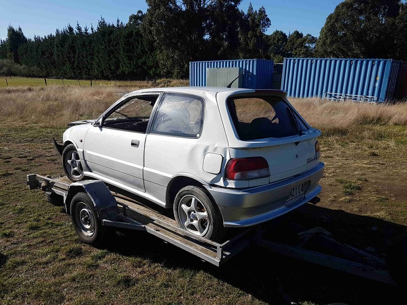 Daihatsu Charade De Tomaso for Parts and Wrecking | Trade Me