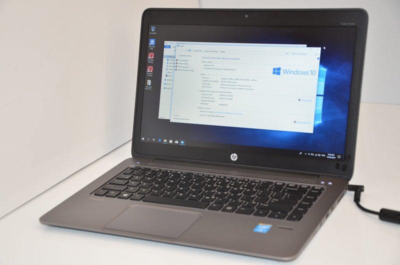 HP EliteBook Folio 1040 G2 /Win10ProMSO2016 i7-5600U 2 7GHz 8GB RAM 256GB  SSD