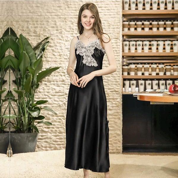 aa5d1b357e Summer Women Long Nightgowns Nightdress Halter Strap Homewear Pyjamas  Nightgown | Trade Me