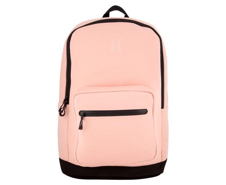 8a7f187116 Hurley 21L Neoprene Backpack Storm Pink Unisex Backpack