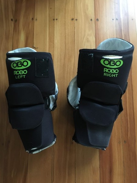 Obo Hockey Goalkeeping Arm Guards Trade Me