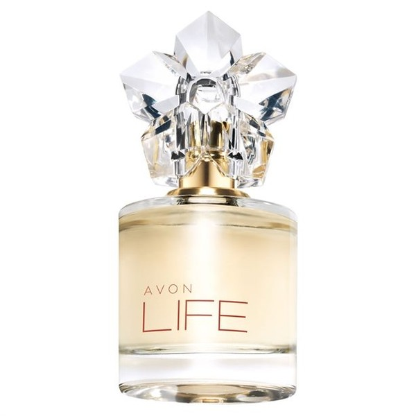 Avon Life For Her Eau De Parfum Spray With Free Body Lotion And