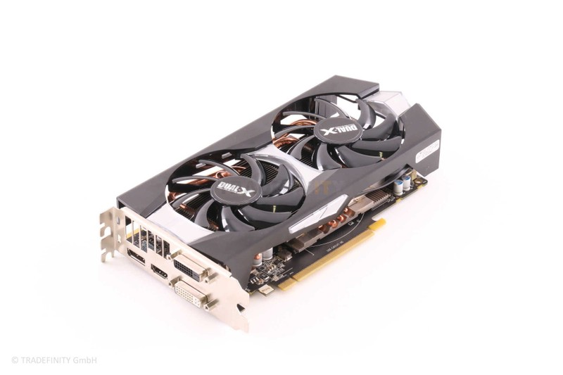 Sapphire Radeon R9 270X 2GB GDDR5 2XDVI HDMI DP Dual-X Graphics Card worth  $300