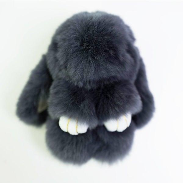 e3aa4e47429 UGG Plush Bunny Softly Toy Cute Rabbit Dolls Key Chins Bags Decorative  #16101
