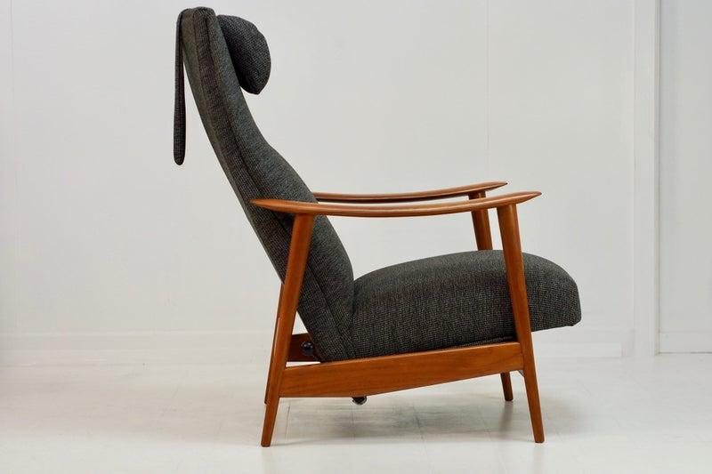 Pleasant A Super Comfy 1960S Danske Mobler Rock N Rest Chair Download Free Architecture Designs Philgrimeyleaguecom