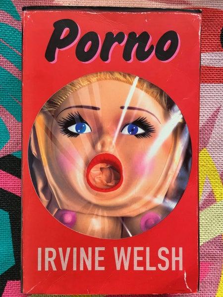 porno Irvine Welsh uomini con grande difficile Dicks