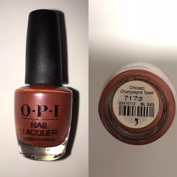 Opi Nail Lacquer Chicago Champagne Toast Nee Trade Me