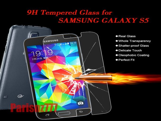 Samsung Galaxy S5 S6 S6 Edge Note 2 3 4 LG G3 screen protector