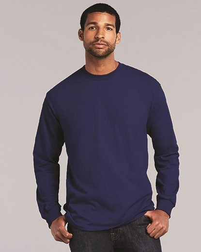 f63568ec 2400 Gildan Ultra Cotton Adult Long Sleeve T-Shirt, Long Sleeve T-Shirt |  Trade Me