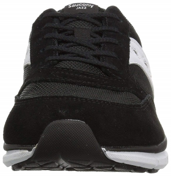 3edc650f Kids Saucony Girls Jazz Lite Leather Low Top Lace Up Running Sneaker