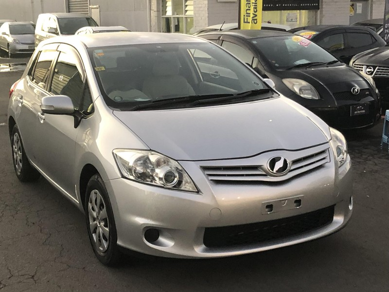 Toyota Auris Auris1 5ltr New Shape 0 Depos 2010 Trade Me