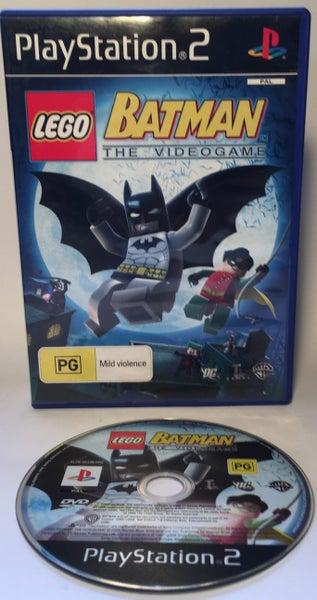 Lego Batman The Videogame Ps2 Trade Me