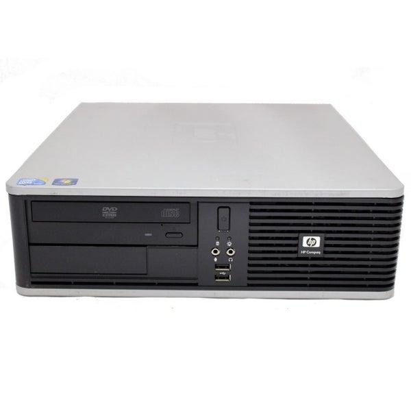 HP WINDOWS 10 PC Computer 2 66 GHz 8GB DVD Writer