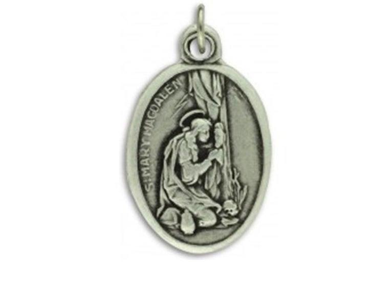 088c88df92e St Mary Magdalene Medal, Patron Saint | Trade Me