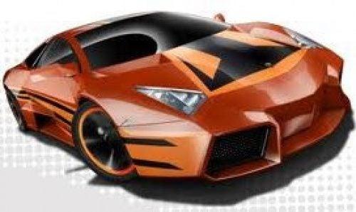 Hot Wheels 2012 Lamborghini Reventon Orange Trade Me
