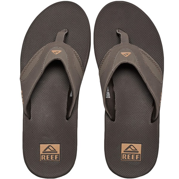 a8e23d523c36f Reef Mens Fanning Pool Beach Holiday Flip Flops Thongs Sandals | Trade Me