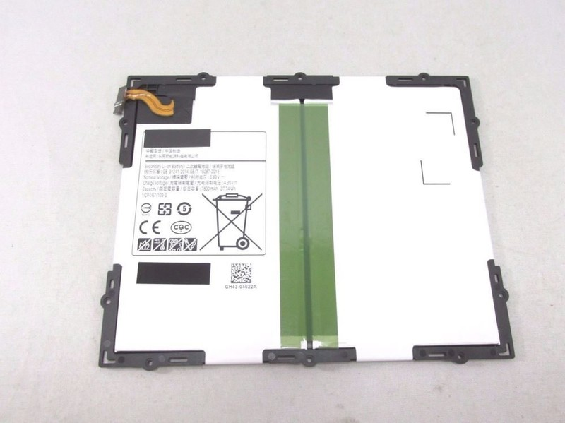 Samsung Galaxy Tab A SM-T580 Battery Replacement